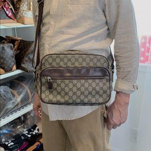 Gucci vintage PVC Body bag